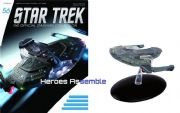 Star Trek Official Starships Collection #056 USS Yeager Sabre Class Eaglemoss